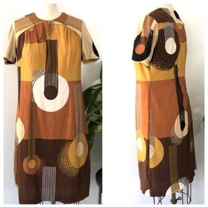 Vintage ORIGINAL ICONIC MOD dress